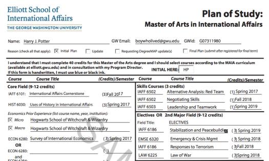 Study Plan For Master Degree Free Essays - studymode.com