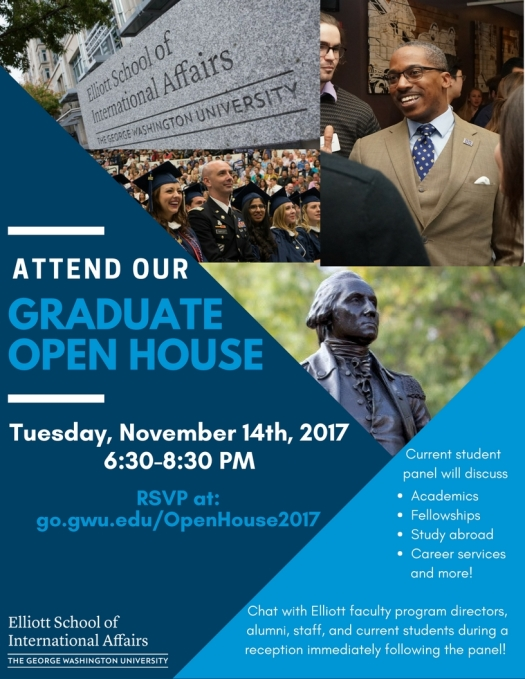 Open House 2017 Flyer